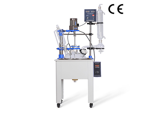 20Liter Vacuum Distillation Single Layer Glass Reactor